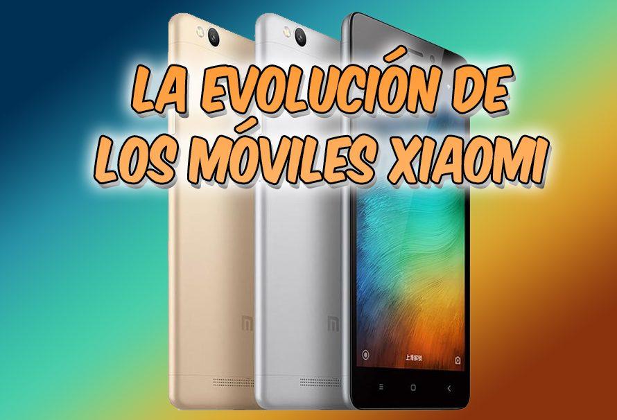 Guía para no perderse con los móviles Xiaomi
