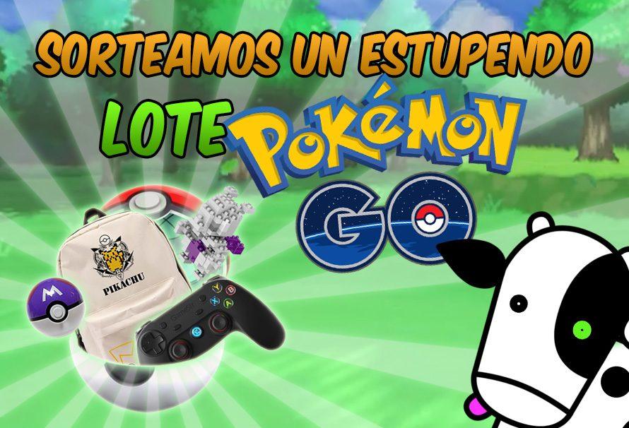 Sorteo de lote Pokemon