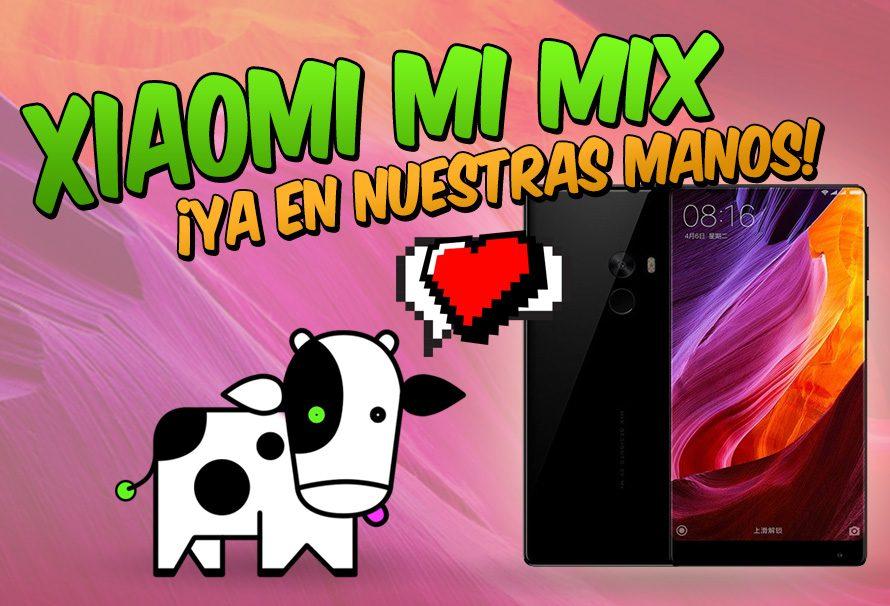 Xiaomi Mi Mix en nuestras manos