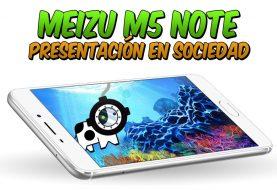 Presentado el nuevo Meizu M5 Note