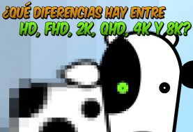 ¿Qué diferencias hay entre HD, FHD, 2K, QHD, 4K y 8K?