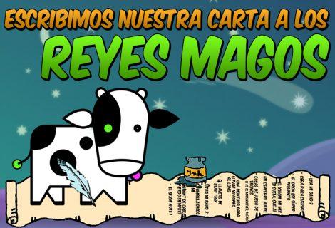 La carta a los Reyes Magos de Vaca Mutante
