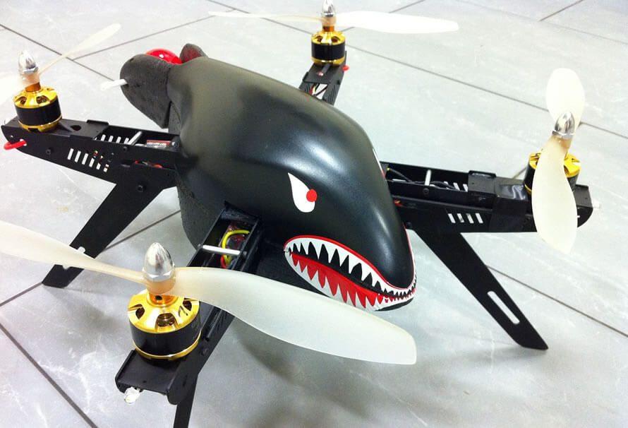¡He perdido mi dron! LostMyDrone y TrackR te ayudan a recuperarlo