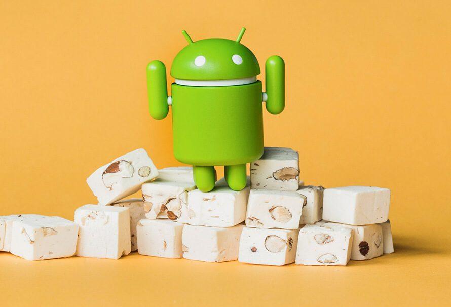 ¿Cuándo llega Android 7.0 Nougat a mi móvil?