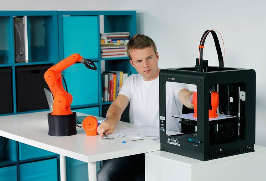 ¿Qué harán las impresoras 3D en el futuro?