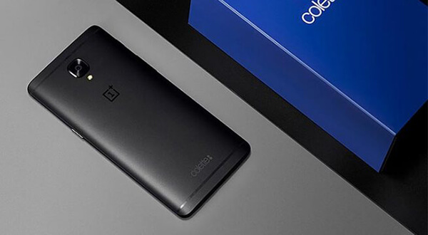 Teaser oficial del OnePlus 3T en color azul