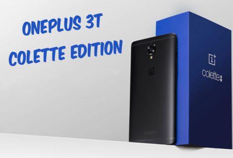 Llega el OnePlus 3T Colette Edition en negro mate y con edición limitada