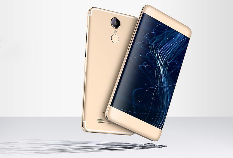 Leagoo lanza el M5 Edge, su primer teléfono con pantalla curva