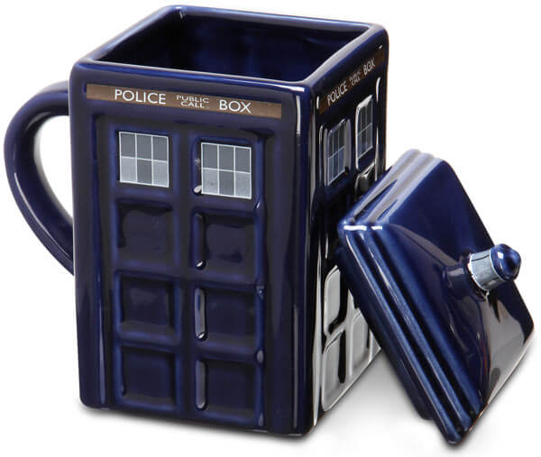 Merchandising de Doctor Who - Vaca Mutante
