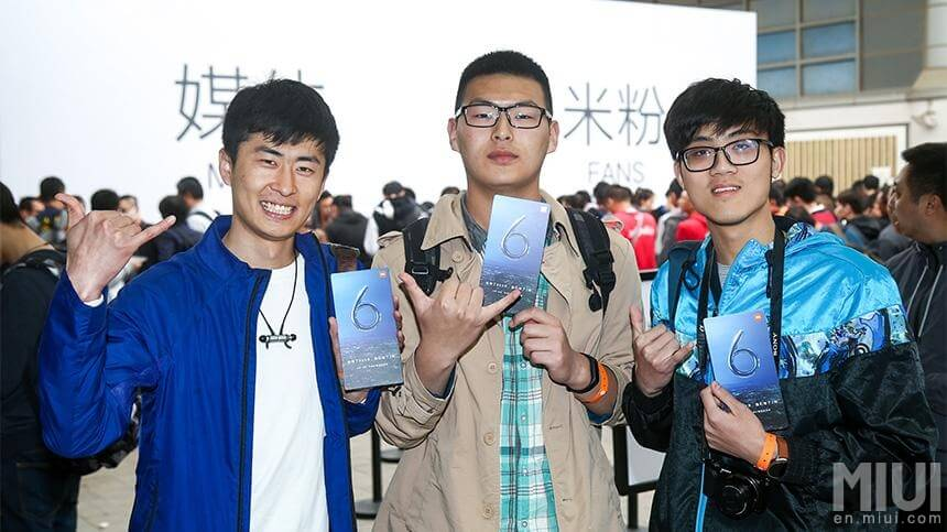 Xiaomi Mi 6 de Vaca Mutante