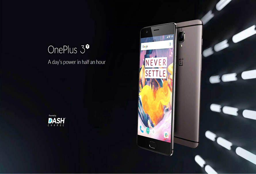 El Oneplus 3T deja de venderse para dejar paso al nuevo Oneplus 5