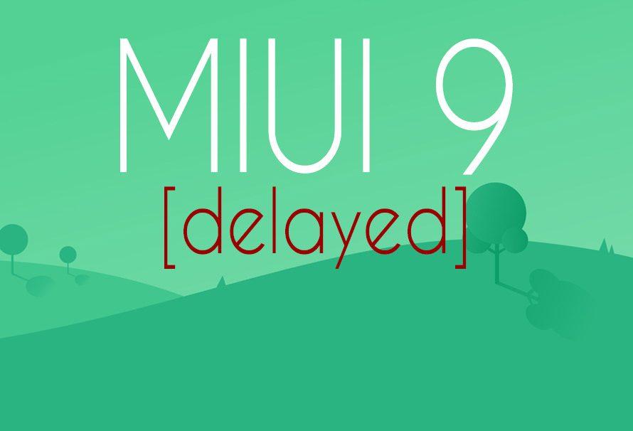 Xiaomi aplaza el lanzamiento de MIUI 9