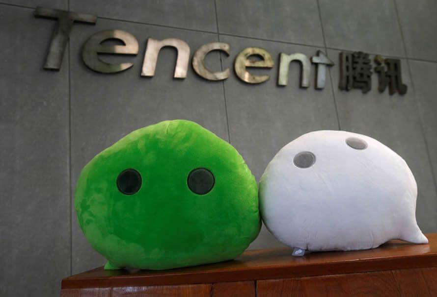Tencent, la compañía más grande de China y WeChat, su app imprescindible