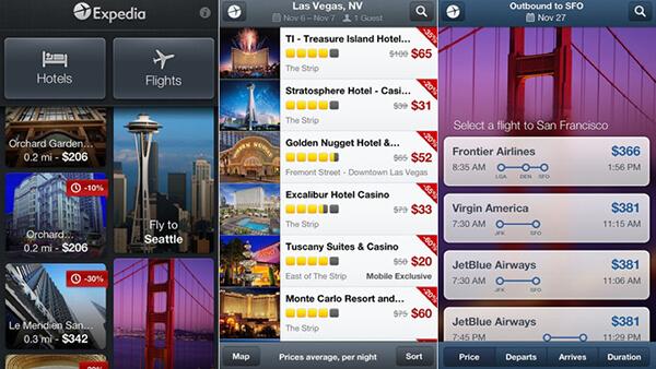 Las mejores apps para tus viajes