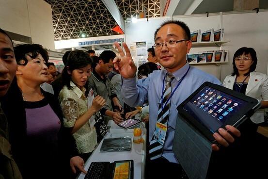 Smartphones de Corea del Norte