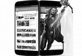 Vernee Thor E, un espectacular móvil con pantalla de tinta electrónica