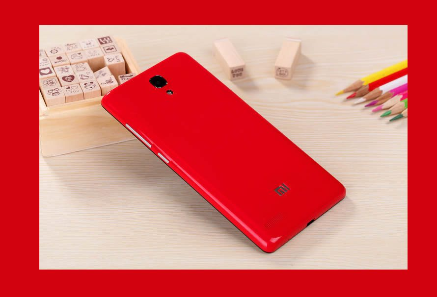Xiaomi Redmi Note 4X Jindong Special Edition ¡en color rojo!