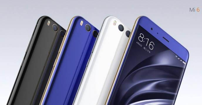 Comprar Xiaomi Mi6 Plus