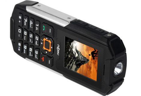Nomu T10, el móvil que no se rompe aunque se te caiga 30 veces