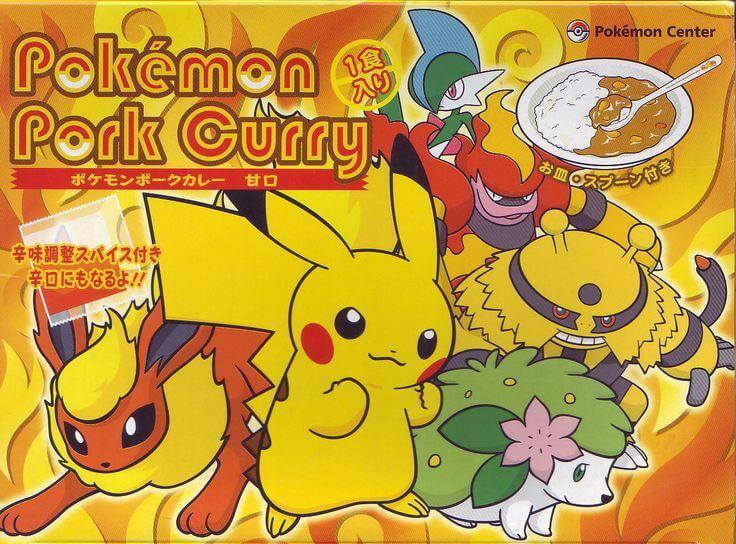 Merchandising Pokemon
