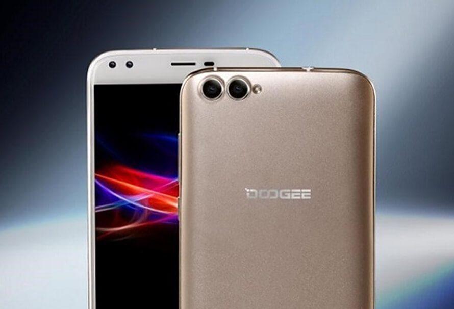 El Doogee X30 se suma a la moda de las cuatro cámaras
