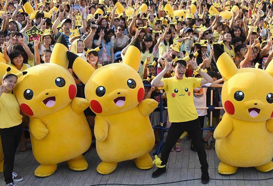 El merchandising Pokémon más raro