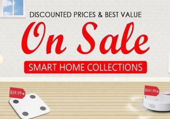 Las mejores ofertas de productos Xiaomi para el hogar