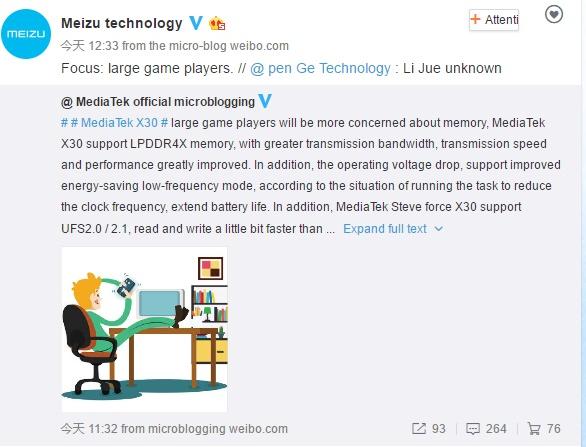 El mejor procesador de Mediatek: Helio X30