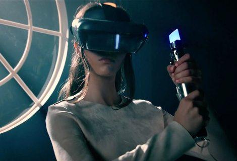 Lenovo y Disney crean un kit de realidad aumentada de Star Wars