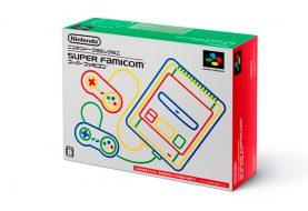 Super NES Classic japonesa con juegos exclusivos