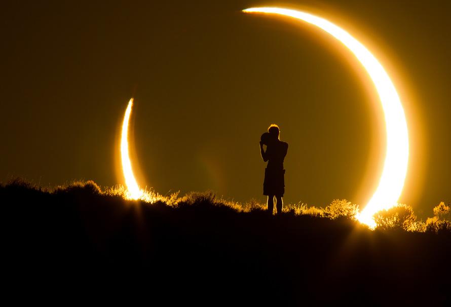 Amazon y el eclipse