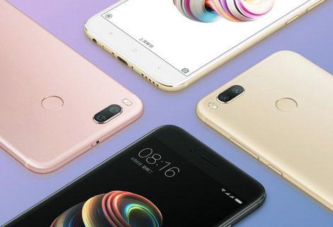 Nuevo Xiaomi Mi A1 con Android One