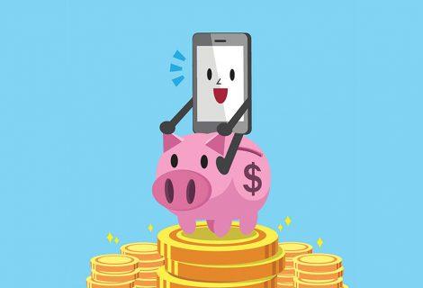 Top 5 smartphones por menos de 100 euros