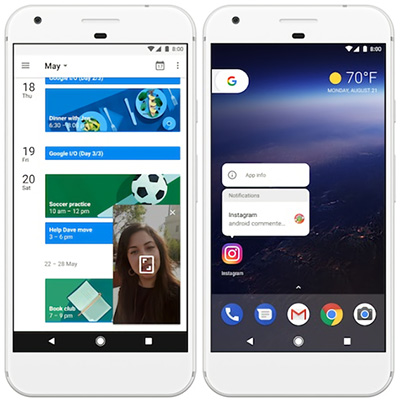Todas las novedades sobre Android Oreo