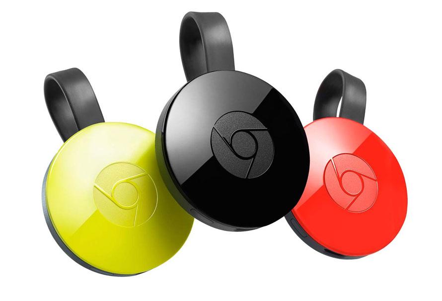 Comprar google chromecast