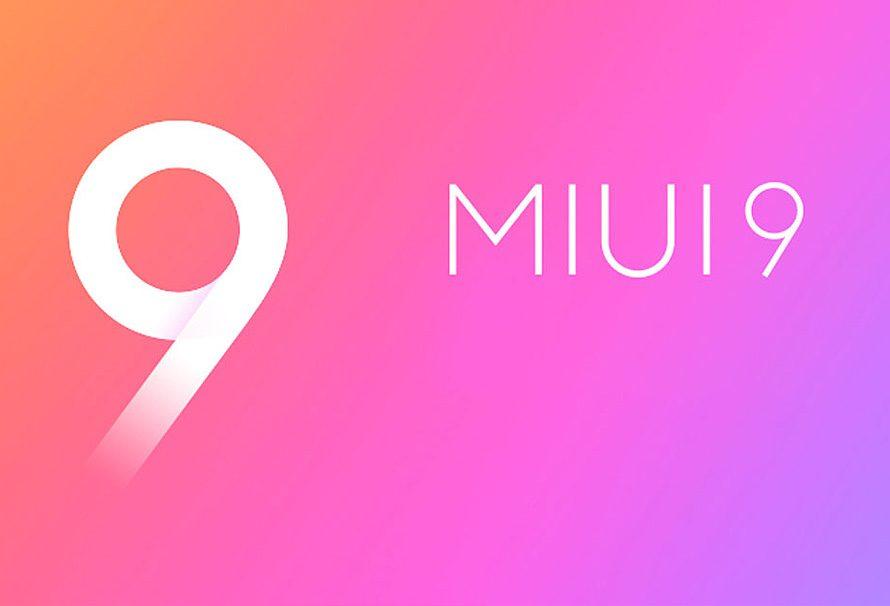 MIUI 9 está instalado ya en más de 1 millón de terminales