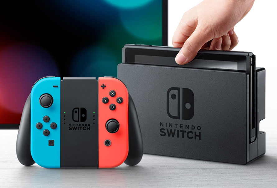 nintendo switch barata