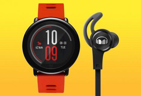 Cómo vincular auriculares Bluetooth con la Xiaomi Amazfit