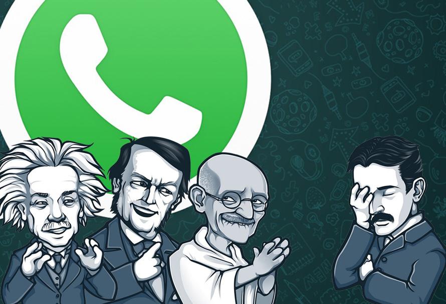 whatsapp incorporará pegatinas