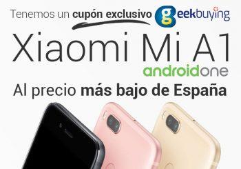 Tenemos el Xiaomi Mi A1 más barato de España