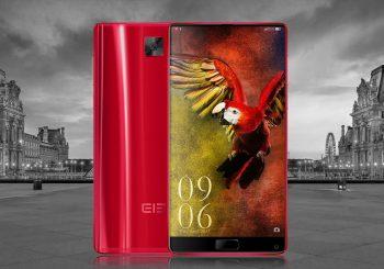 Elephone S8: el mejor smartphone por 200€, ahora también en rojo