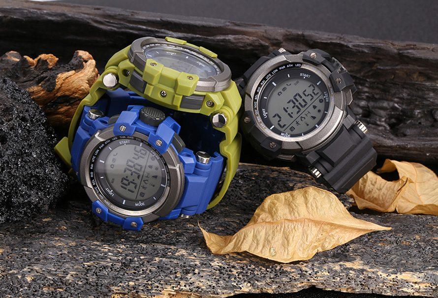 Zeblaze Muscle HR, un smartwatch bueno, bonito y barato