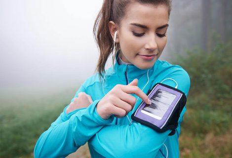 Top 5 aplicaciones deportivas para estar en forma