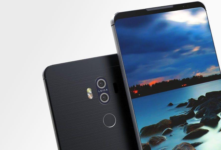 El Huawei Mate 10 podría tener hasta tres versiones