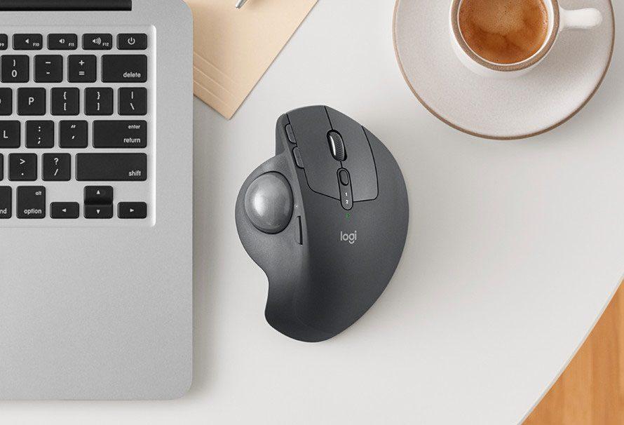 Logitech Mx Ergo: el ratón con trackball que se adapta a ti