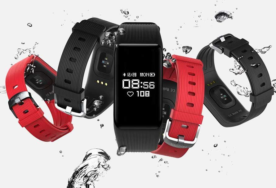 MGCOOL Band 3 – La rival definitiva para la Mi Band 2