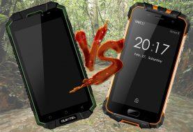 Si tuvieses que elegir entre estos dos smartphones, ¿cual elegirías?