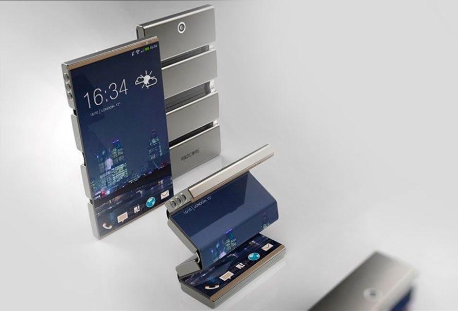Samsung Galaxy X, ¿el primer móvil flexible real?