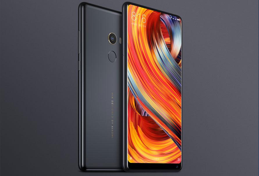 Xiaomi Mi Mix 2 presentado