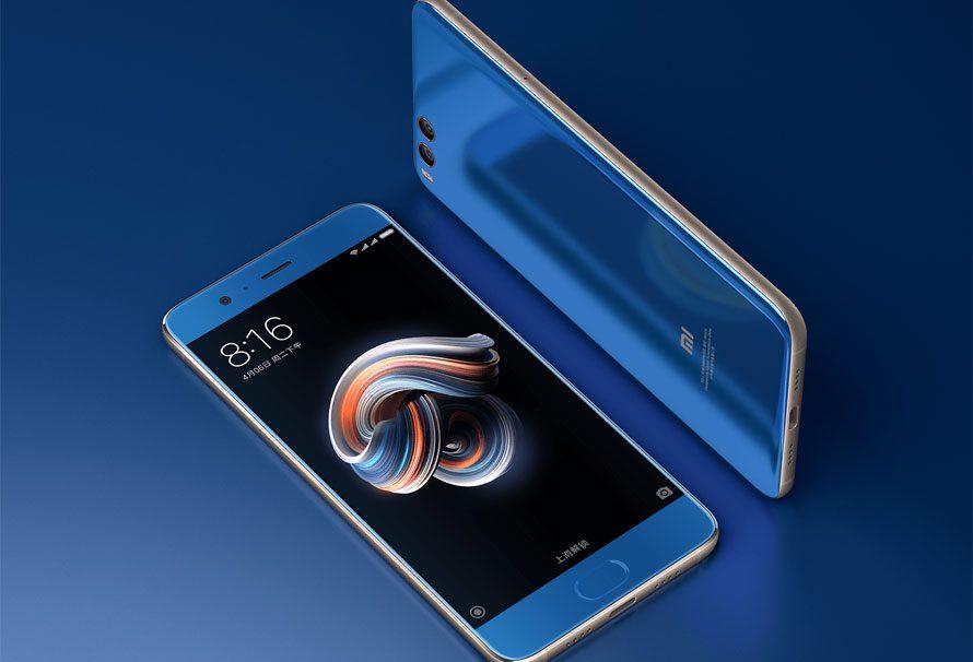 Habemus Xiaomi Mi Note 3